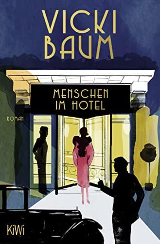 9783462037982: Menschen im Hotel (German Edition)