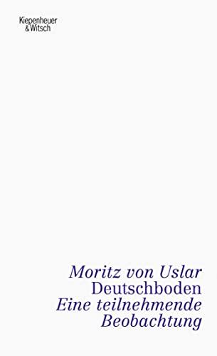 9783462042566: Deutschboden
