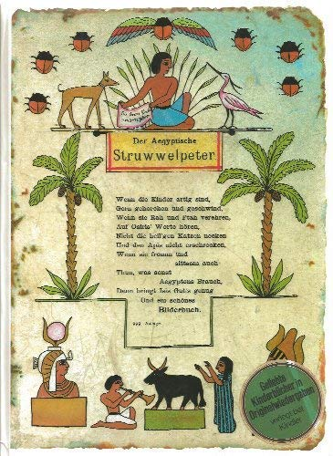 9783463006253: Der Aegyptische Struwwelpeter (Geliebte Kinderbucher in Originalwiedergaben) (German Edition)