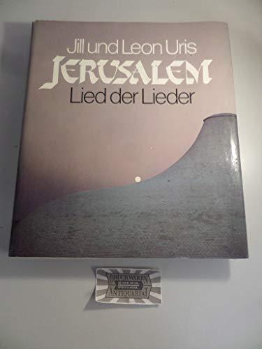 Jerusalem Lied der Lieder: Uris, Jill und Leon