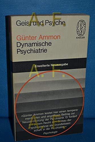 9783463022154: Dynamische Psychiatrie