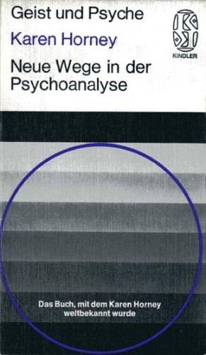 9783463180908: Neue Wege in der Psychoanalyse (Livre en allemand)