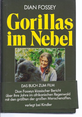 9783463401041: Gorillas Im Nebel