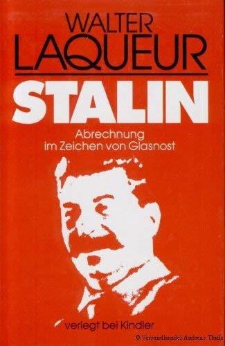 Stalin: Laqueur W