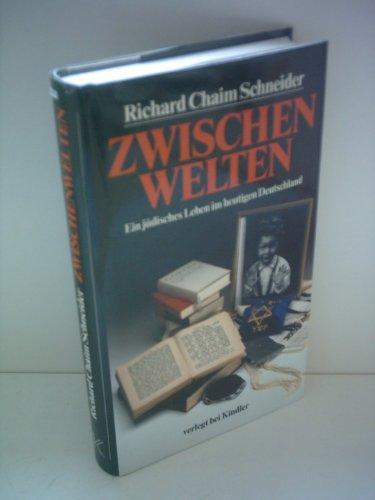 9783463402048: Zwischenwelten. Ein jüdisches Leben im heutigen Deutschland