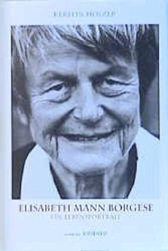 9783463404141: Elisabeth Mann-Borgese: Ein Lebensportrait