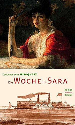 Die Woche mit Sara: Almqvist, Carl J.