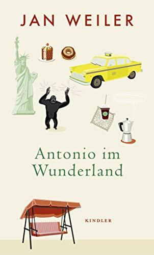 9783463404844: Antonio im Wunderland