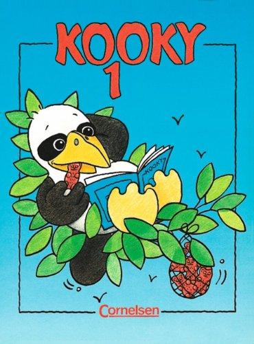 9783464000403: Kooky, Tl.1, Schülerbuch für das 3. Schuljahr