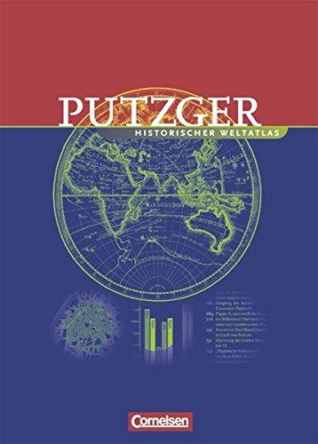 9783464001783: Putzger historischer Weltatlas, Ausgabe mit Register
