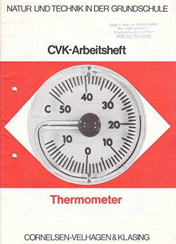 9783464004715: Experimentierbox: 2./3. Schuljahr - W�rme, Teil 2: Thermometer. Arbeitsheft