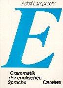 9783464006436: Grammatik der englischen Sprache. Neubearbeitung. (Lernmaterialien)