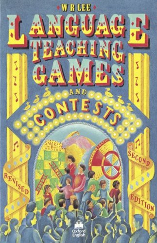 9783464015421: Language Teaching Games and Contests