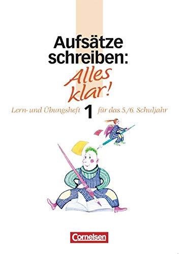 Alles klar! - Deutsch - Sekundarstufe I: Berger, Dietrich und