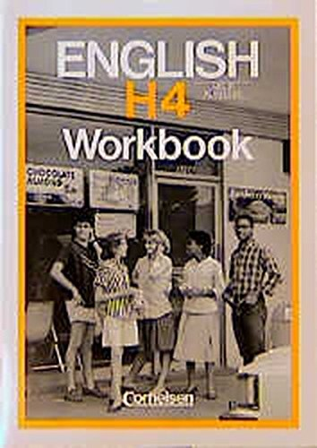9783464041055: English H 4. Neue Ausgabe. Workbook.