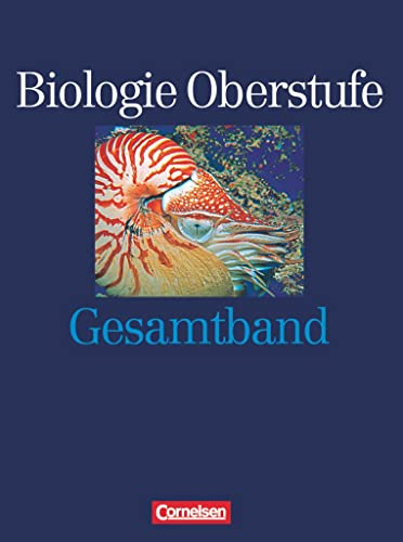 Biologie Oberstufe, Gesamtband (3464042790) by Born, Anne; Engelhardt, Brigitte; Gräbe, Gabriele; Weber, Ulrich