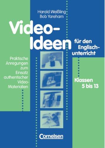 9783464044988: Video- Ideen für den Englischunterricht.