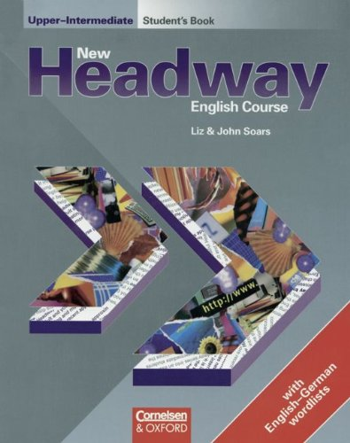 9783464048207: New Headway. Upper-Intermediate. Student's Book: English Course