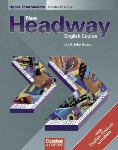 9783464048207: New Headway English Course, Upper-Intermediate, Student's Book (m. zweisprach. Vokabelliste)