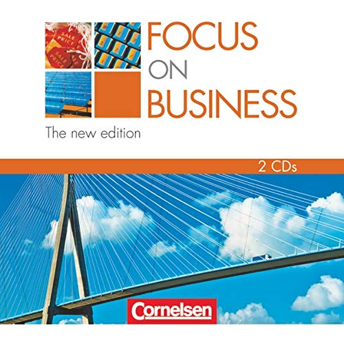 9783464050033: Focus on Business. CD. New Edition