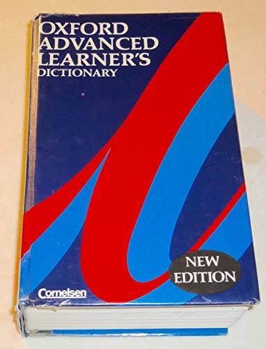 9783464055113: Oxford Advanced Learner's Dictionary of Current English by Cowie, A. P.