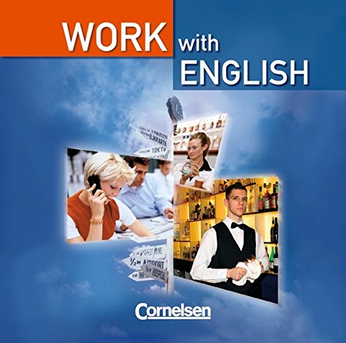 9783464062791: Work with English. New Edition. CD