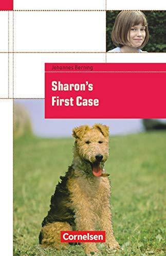 9783464067871: Sharons first case. Ab Lernjahr 2, Level 1. (Lernmaterialien)