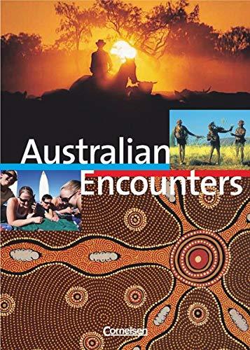 9783464068298: Australian Encounters. Schülerheft. (Lernmaterialien)