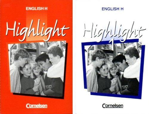 English H, Highlight, 1 Cassette zum Schülerbuch und 1 Übungscassette zum Einführungskurs (3464077683) by Roderick Cox; Raymond Williams