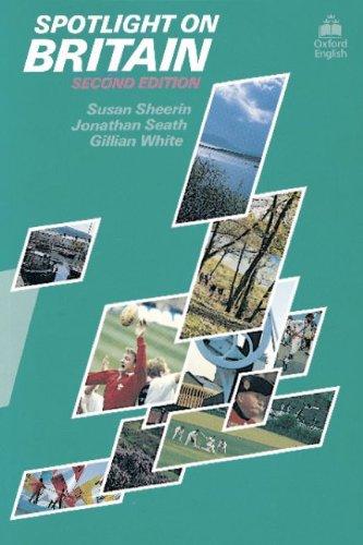 9783464100486: Spotlight on Britain. Second Edition. (Lernmaterialien)