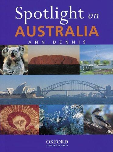 9783464100752: Spotlight on Australia: Reader
