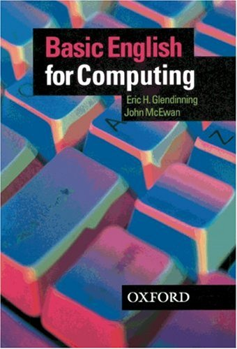 9783464105856: Basic English for Computing. Student's Book. (Lernmaterialien)