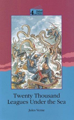 9783464106624: Twenty Thousand Leagues Under the Sea, Level 4