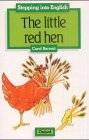 9783464106839: Stepping into English, The little red hen