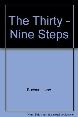 9783464107614: The Thirty - Nine Steps