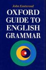 9783464107966: Oxford Guide to English Grammar. (Lernmaterialien)