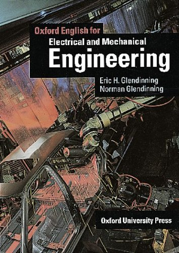 9783464109878: Oxford English für Electrical and Mechanical Engineering. Student's Book. (Lernmaterialien)