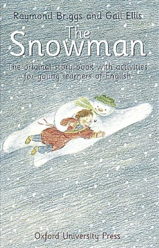 The Snowman. Activity Book. (3464110435) by Raymond Briggs; Gail Ellis