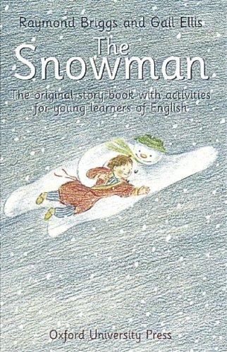 9783464110430: The Snowman. Activity Book.