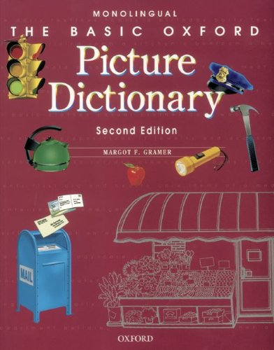 9783464112076: The Basic Oxford Picture Dictionary