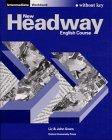 9783464112656: New Headway English Course, Intermediate, Workbook, without Key