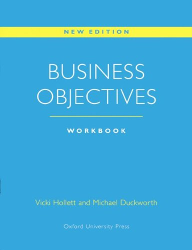 9783464113288: Business Objectives