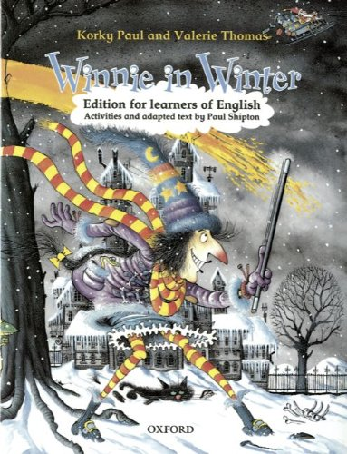 9783464113424: Winnie in Winter. Story Book. Edition for Learners of English. (Lernmaterialien)