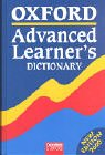 9783464115428: Oxford Advanced Learner's Dictionary (6. A.) of Current English. Deutsche Ausgabe. New Edition. (Lernmaterialien)