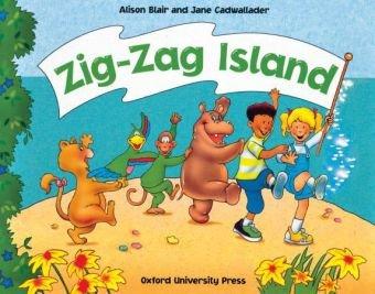 9783464118627: [( Zig-zag Island: Teacher's Book )] [by: Alison Blair] [Oct-1998]