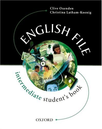 9783464119976: English File, Intermediate, Student's Book