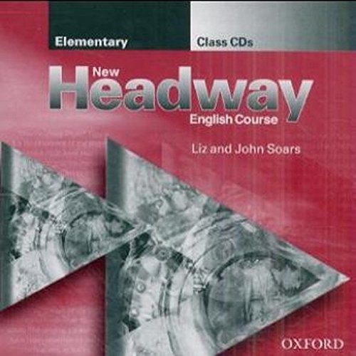 9783464120408: New Headway English Course, Elementary, 2 Class Audio-CDs