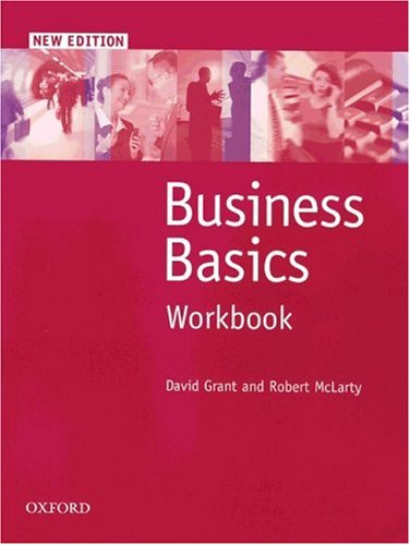 9783464120965: Business Basics, New edition, Workbook