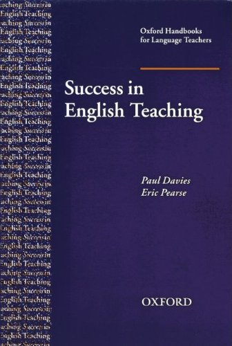 9783464122389: [(Success in English Teaching: A Complete Introduction to Teaching English at Secondary School Level and Above )] [Author: Paul Davies] [May-2000]