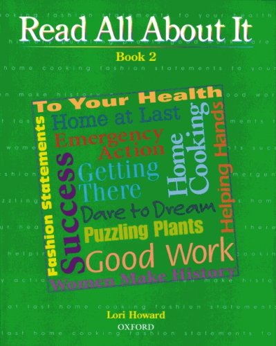 Read All About It, Book 2 (00) by Howard, Lori [Paperback (2000)] (3464130533) by Howard